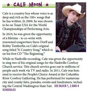 Cale Moon