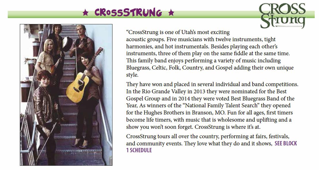 CrossStrung